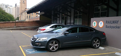 volvo s60(0.0), automobile(1.0), automotive exterior(1.0), family car(1.0), wheel(1.0), volkswagen(1.0), vehicle(1.0), mid-size car(1.0), volkswagen cc(1.0), compact car(1.0), sedan(1.0), land vehicle(1.0),