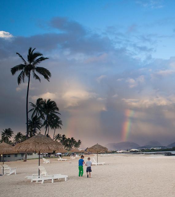 Iriqious Point Hawaii