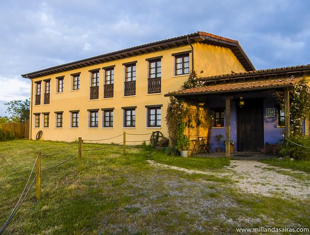 Casa rural La Llosa de Fombona