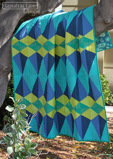 New Euclid Court Quilt Pattern!