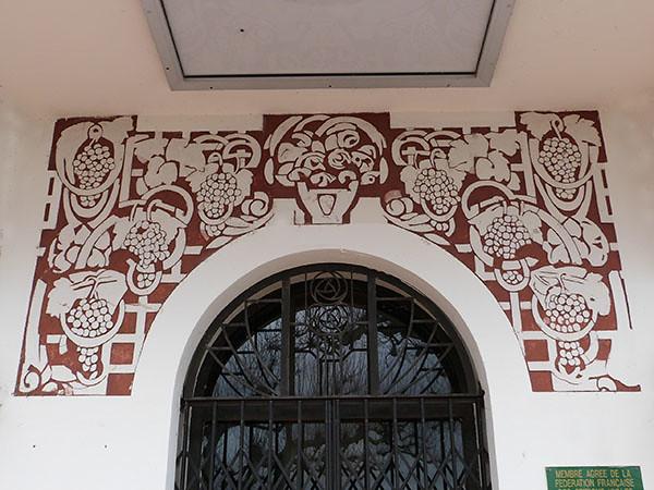 fresque moissac