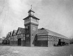 pierhead station buildings