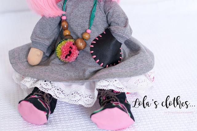 Lola - 14 inch doll