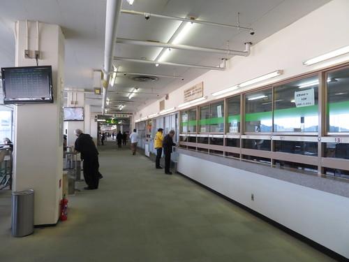 佐賀競馬場の指定席の馬券売場