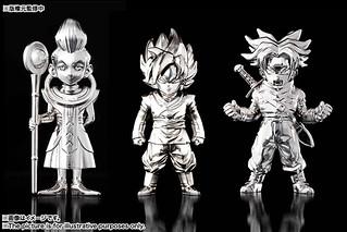 超合金の塊 《七龍珠超》系列角色人物持續現身!ドラゴンボール超キャラクターズ