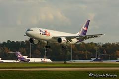 N660FE FedEx | Airbus A300F4-605R | Memphis International Airport