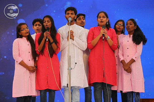 English devotional song by Reena and Saathi from Mahad, Mumbai