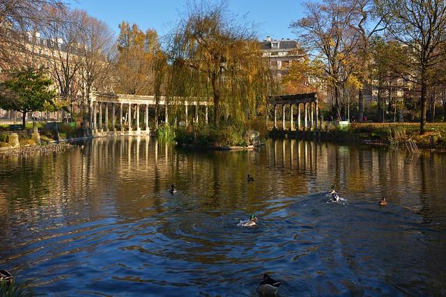 Paris / Parc Monceau