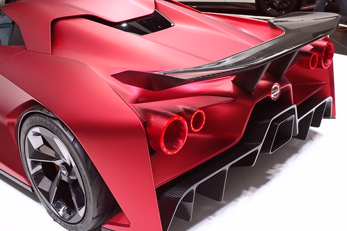NISSAN CONCEPT 2020 Vision Gran Turismo 12