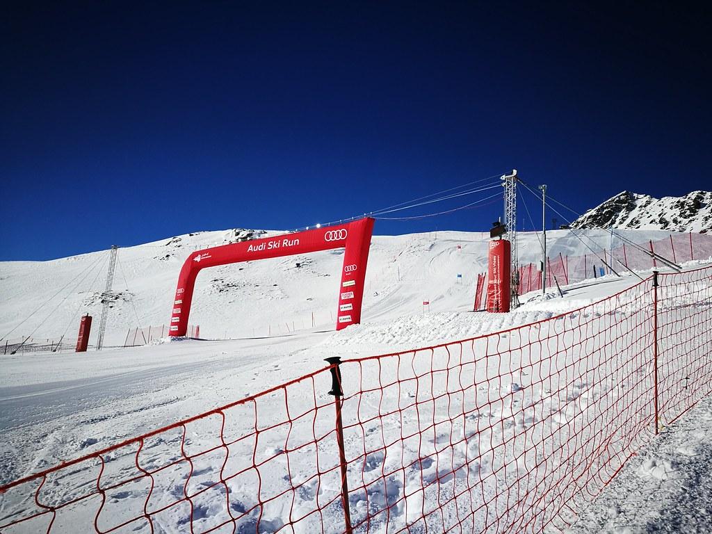 Audi ski run