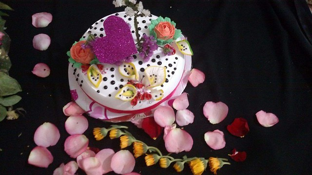 Cake by Rubab Qureshi