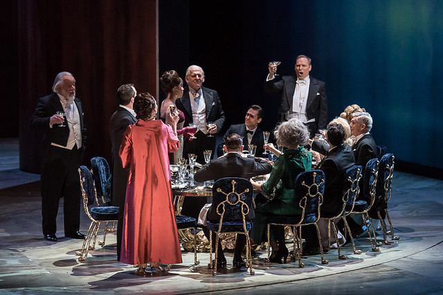 The Exterminating Angel (C) ROH 2017. Photograph by Clive Barda