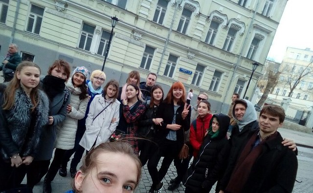 Апр 27 2017 - 06:26 - Экскурсия семинар Фарида Нагимова по Ивановской горке