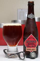 Boulevard - Bourbon Barrel Aged Quad