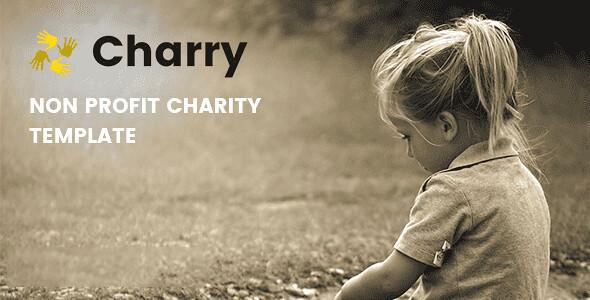 Charry WordPress Theme free download