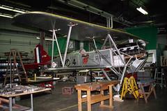 Boeing FB-5 Hawk A-7114 Silver Hill 1-2-01