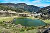 Lac suspendu de Dhaya