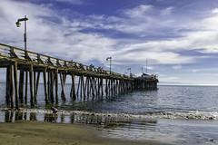 Capitola Village Pier, Ca