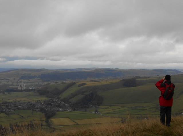 Mam Tor/ Derbyshire, Nikon COOLPIX S3200
