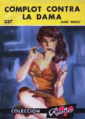 Marc Brody - Complot contra la dama (Acme)