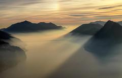Swiss landscape...