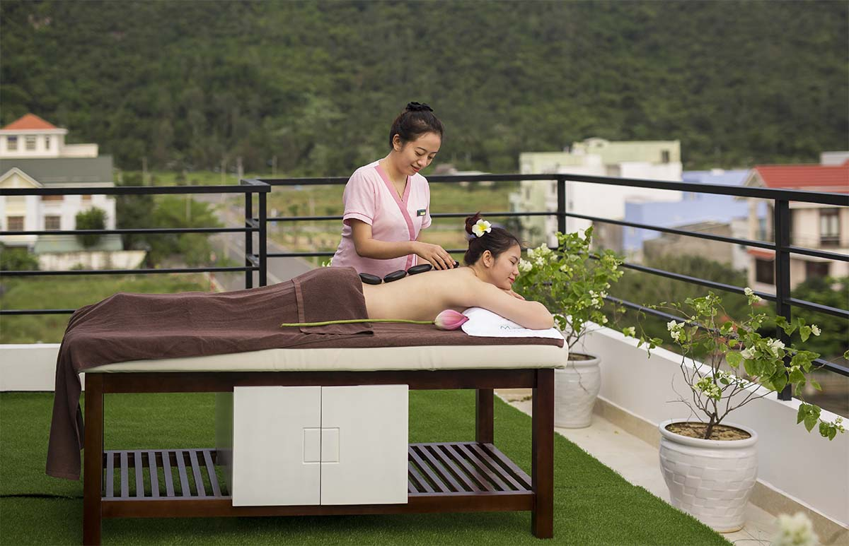 Green Spa & Wellness – A spa experience in the wilderness at Son Tra, Da Nang