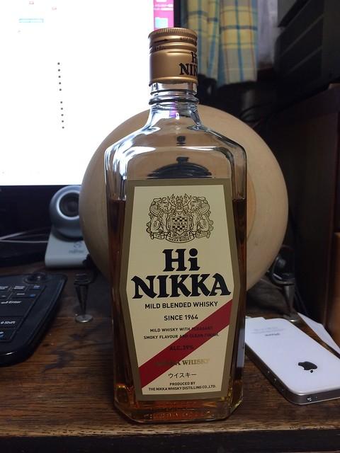 Hi NIKKA!