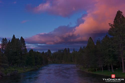 leica sunset sky clouds oregon centraloregon landscape northwest bend scenic rangefinder fullframe fx rf waterscape m9 deschutesriver summicron35mmf2asph leicam9 agm9