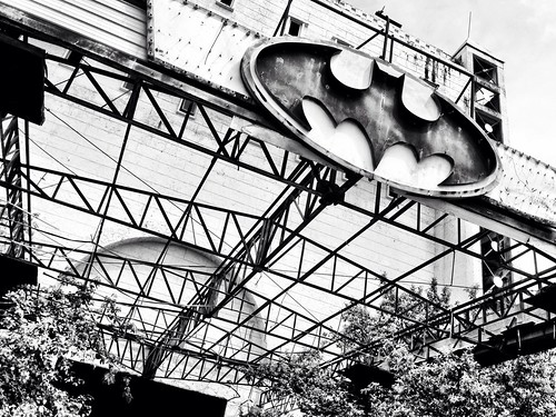 Batman revisited