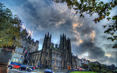 2012 10 18 Edinburgh and Surroundings