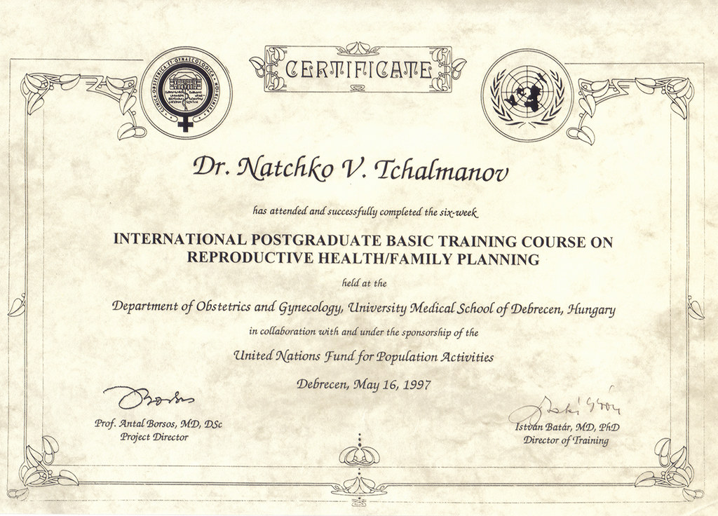 family-planning-certificate