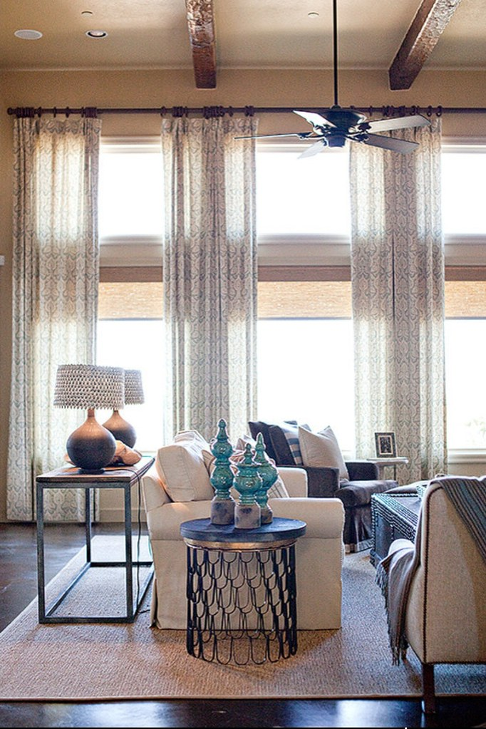 Caribbean Style Decorating Living Room: Living After Midnite: Room For Style: Let's Head To The