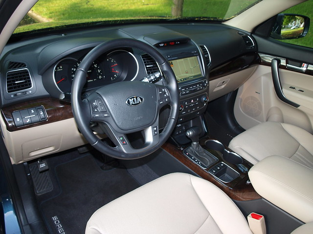 2014 Kia Sorento EX V6 AWD 19