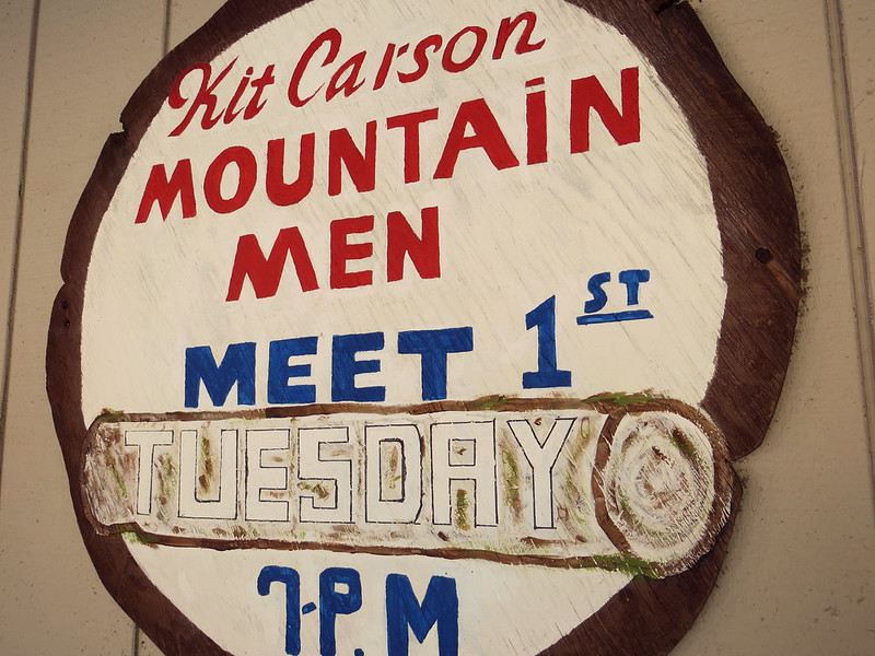 Kit Carson Mountain Men