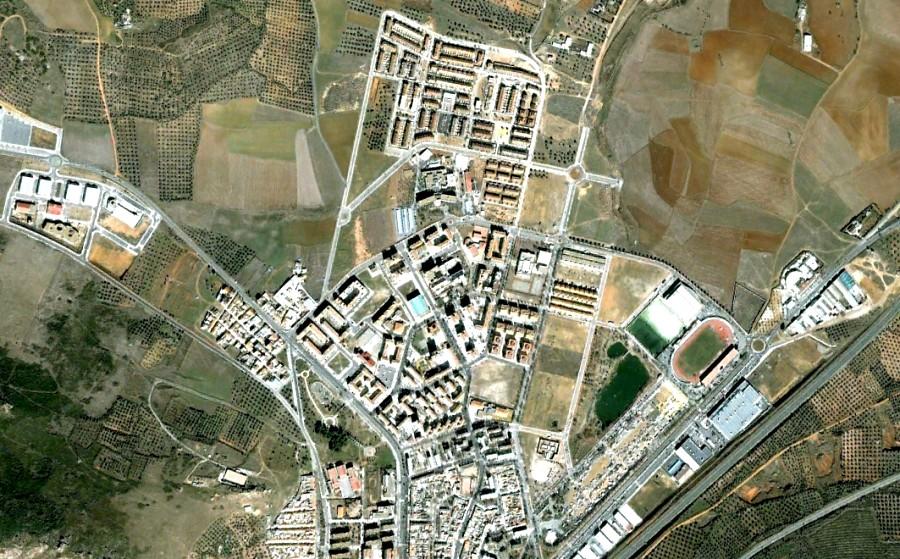 Puertollano, Ciudad Real, Flatport, City Royale, antes, urbanismo, planeamiento, urbano, desastre, urbanístico, construcción