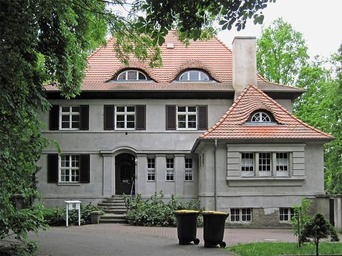 Gräfenhainichen (Zschornewitz) - Villa