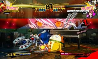 Persona 4 : Arena - Screenshot 2