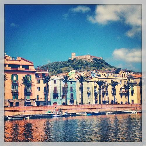 Bosa, Sardinia. From Tips for Visiting Alghero, Sardinia
