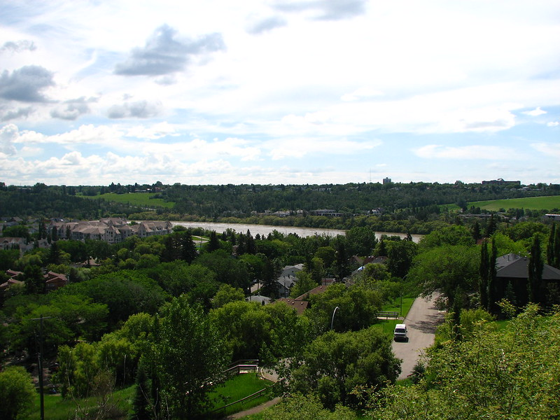 North Sask. River