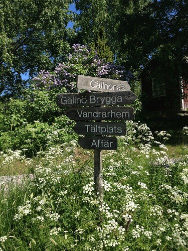 Stockholm's Archipelago: Gällnö