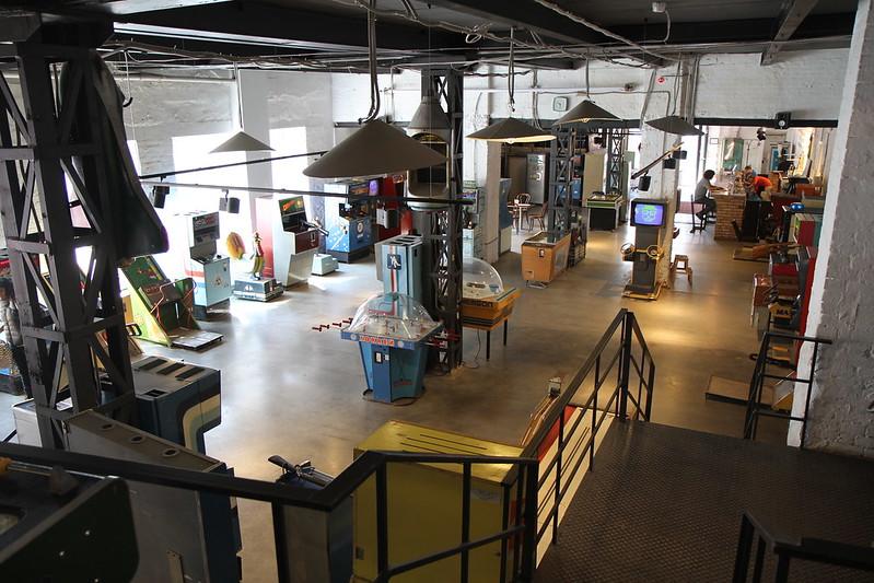 Museo de los Juegos Arcade soviéticos