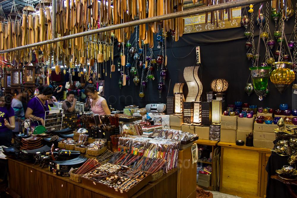 Bangkok Chatuchak Weekend Market • Travel Speak
