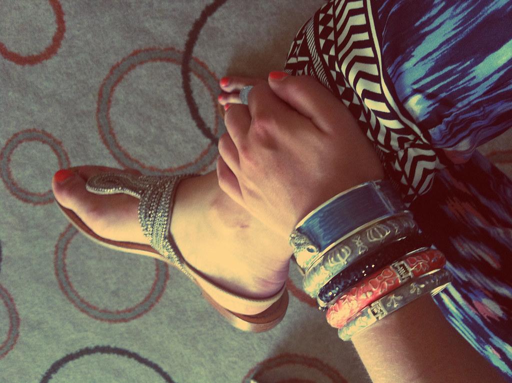 GvN sandals
