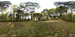 Pena Park: Temple of the Columns