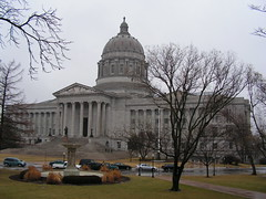 Missouri State Capitol Feb 2010