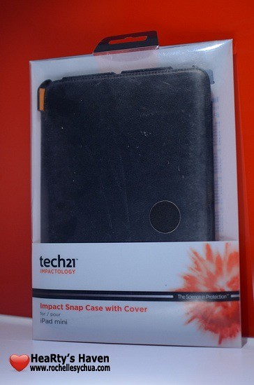 Tech21 Impact Snap Case Packaging