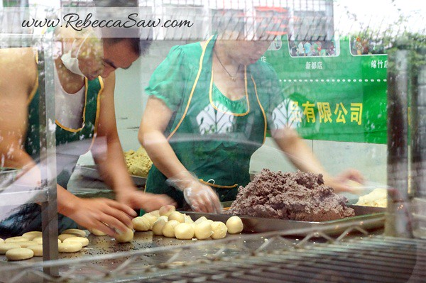 Chengdu - Morning Market-047