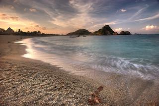 Lombok Morning