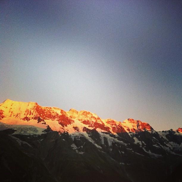 sunset (31juli).