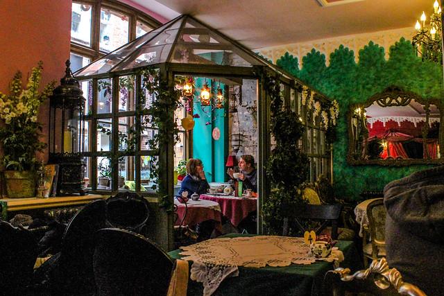 Richmond Tea Rooms en Manchester
